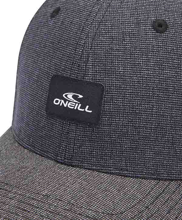 오닐(ONEILL) 오닐 모자 - 4712202 GRIND CAP - BLACK/BLUE