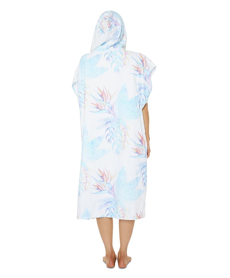 오닐(ONEILL) 오닐 비치 판초 타월 - 4722203 STARDUST CHANGE TOWEL - WPD WHITE PARADISE