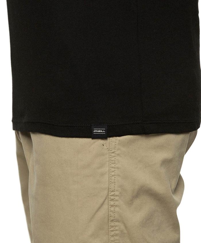 오닐(ONEILL) 오닐 잭스베이스 플레인 티셔츠 JACKS BASE PLAIN TEE -7A2366 BLACK OUT
