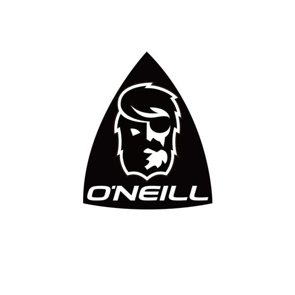 오닐(ONEILL) 오닐 일본 한정모델 앵클 벨트 - AO-8571 ANKLE BELT - BLACK