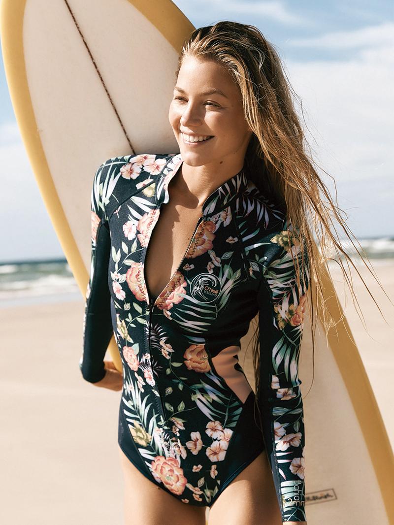 오닐(ONEILL) 오닐 크루즈 서프 브리프 2MM 여성 하의 Ÿ‡슈트 - 95205 CRUISE 2MM SURF BRIEF - A00 BLK/BLK